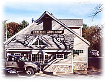 Our facility - Carlisle Auto Body